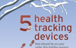 5 Health Tracking Devices