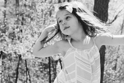 Autism Awareness - Lilly