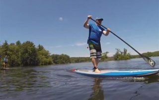 Fitness Freak Paddleboard