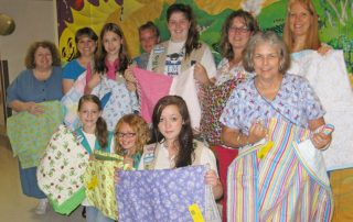 Girl Scouts, Kindness