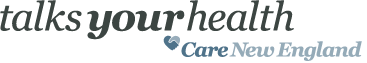 Care New England Talks Your Health Logo