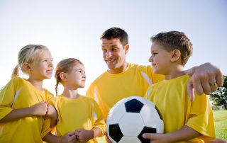 Coaching Your Kids