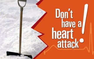 Winter Precautions for Heart Health