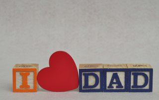 Celebrating Dad's
