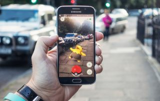 PokemonGo-Mental Health Benefits