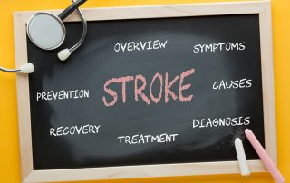 Stroke symptoms and prevention
